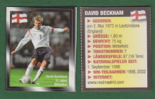 England David Beckham Real Madrid